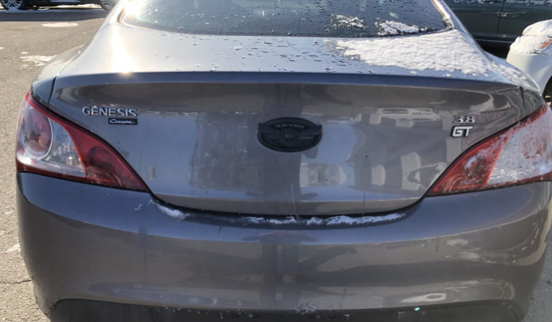 2010 Hyundai Genesis Coupe GT COUPE  –  – Air – $109 B/W full