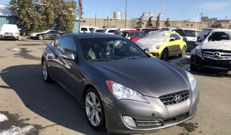 2010 Hyundai Genesis Coupe GT COUPE full